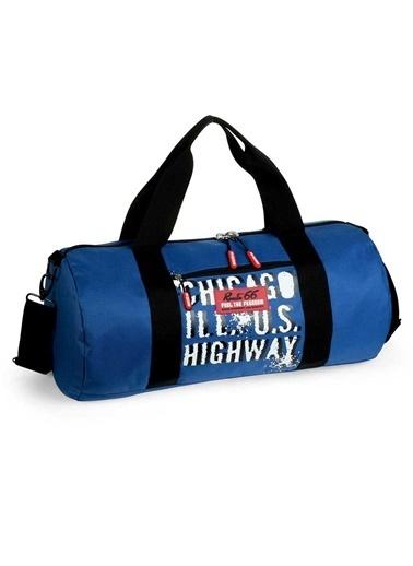 Busquets Route 66 Seyahat Çantası 17239050600 Renkli